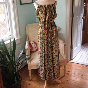 Cute Caribbean dress!